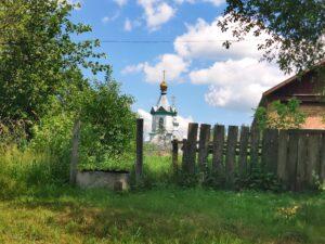 Храм в Чубковичах Старадубский Район Брянская Область Достопримечательность фото