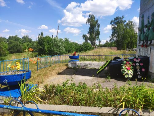 мемориал ВоВ Чубковичи