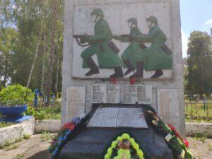 памятник ВОВ Чубковичи