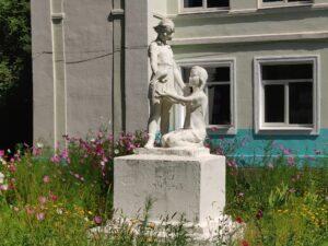 Новозыбков скульптуры ссср