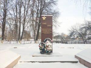 братская могила мемориал нивное суражский район ВОВ