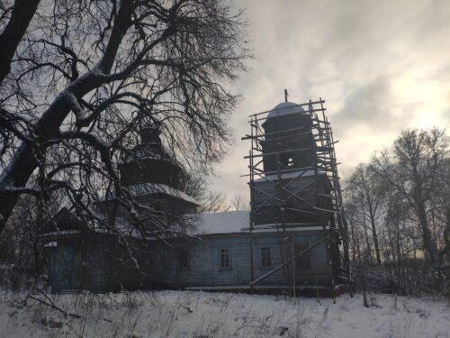Высокоселище фото храма