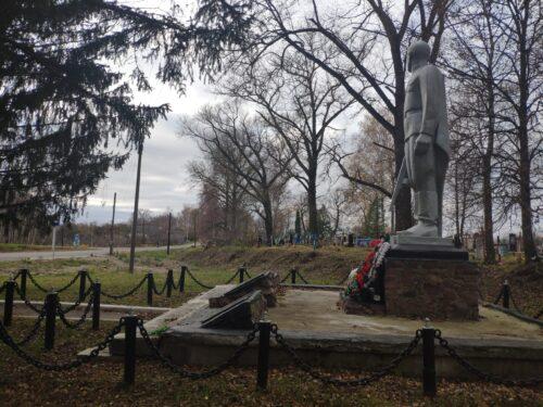 Памятник Великой Отечественно Войны Дареевичи