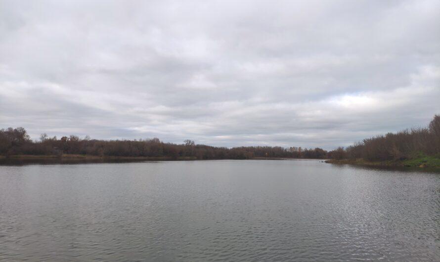 Озеро на реке Бабинец. Мохоновка — Крапивна.