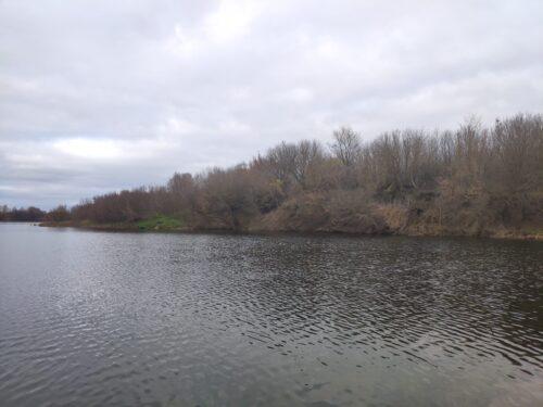 Озеро на реке Бабинец