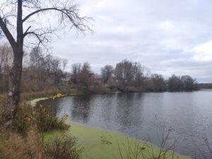 Остроглядово озеро