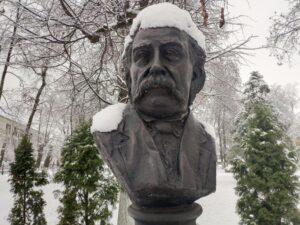Стародубский композитор Рубец памятник бюст