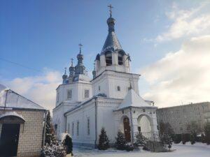 благовещенская церковь Сураж
