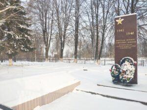 мемориал нивное суражский район захоронения