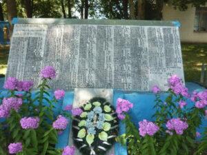 Нивное Мемориал