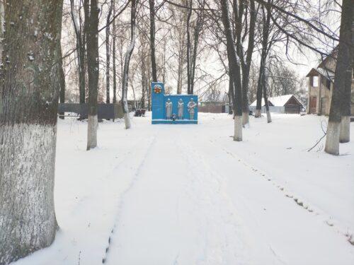 Мемориал село Воинам-Победителям