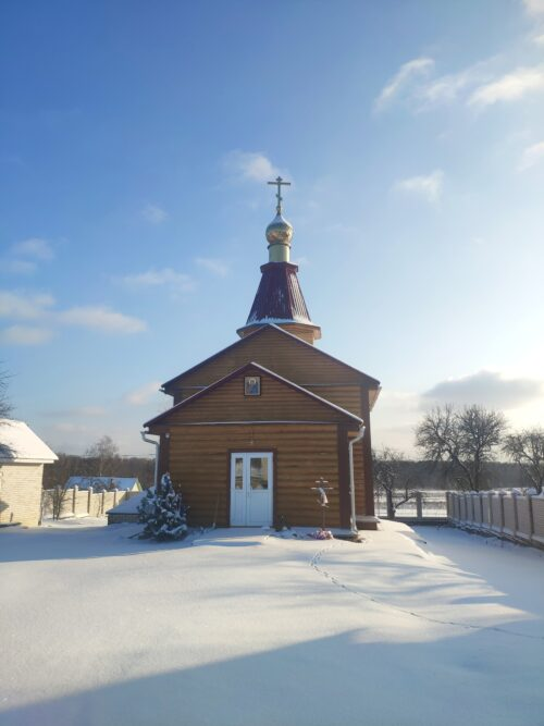 церковь Михаила Архангела Иванов