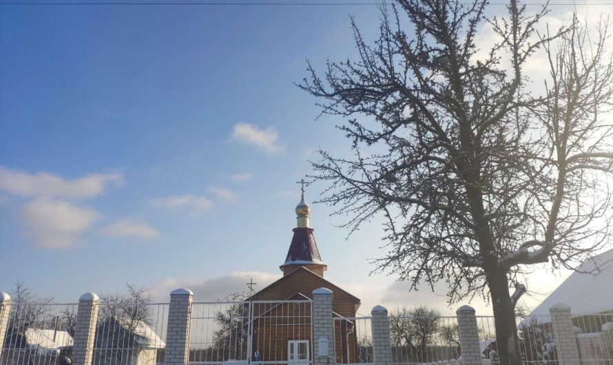 Церковь Архангела Михаила. Иванов.