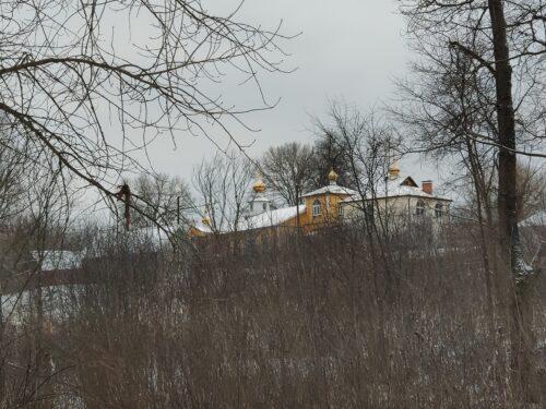 церковь в Лопатнях