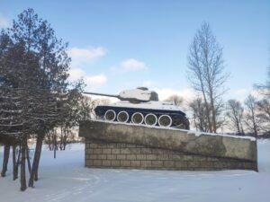 танк Т-34-85 Сураж