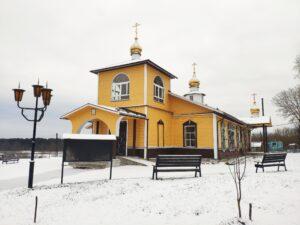 Лопатни Церковь фото