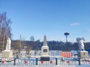 Овчинец Суражский район