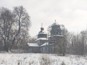 Церковь Покрова Пресвятой Богородицы. Высокоселище.
