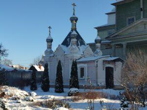 часовня Новозыбков Рождественско-Никольский Старообрядческий Храм. Новозыбков.