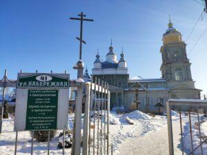 Рождественско-Никольский Старообрядческий Храм. Новозыбков.