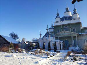 Церковь Николая Чудотворца и Рождества Пресвятой Богородицы
