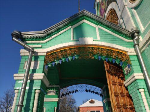Троицкая Церковь Новозыбков