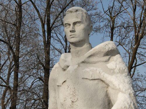 Мемориал Воинам-односельчанам. Замишево.