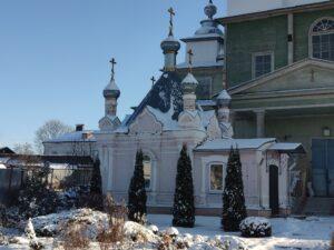 Рождественско-Никольский Старообрядческий Храм. Новозыбков. Часовня