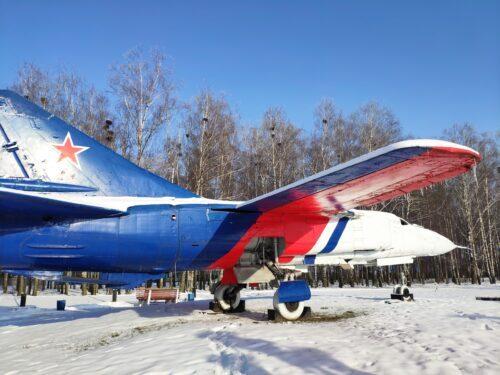 МиГ-23МЛД Новозыбков