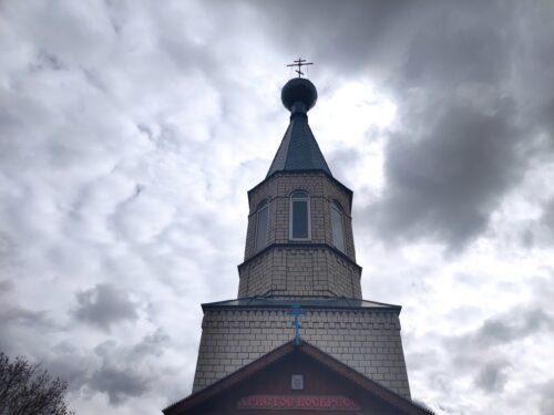 Храм Покрова Пресвятой Богородицы. Коржовка-Голубовка.