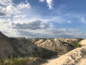 Песчаный карьер Смолевичи Клинцовский Район