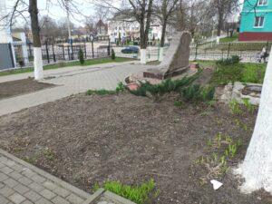 Сураж Памятник Жертвам Фашизма