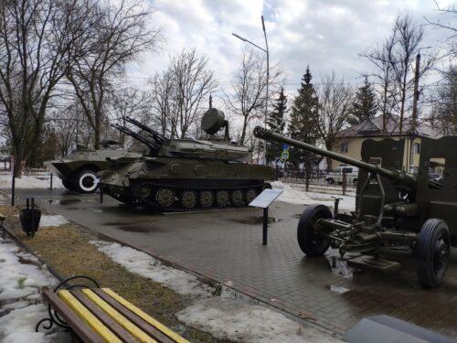 выставка военной техники унеча брянская область