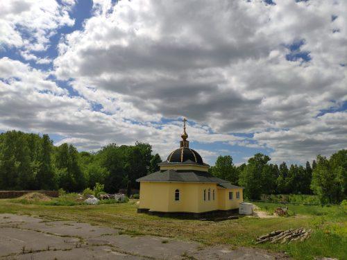 Церковь Михаила Архангела Злынка