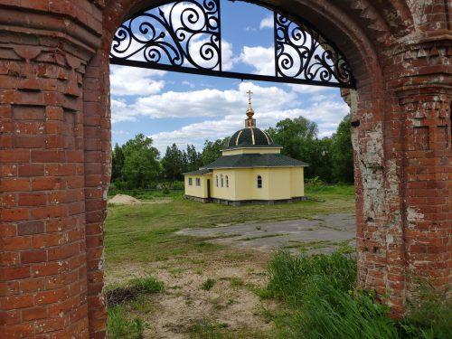 Церковь Михаила Архангела в городе Злынка