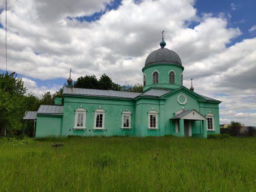 Злынка Храм