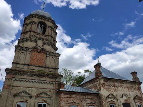 Церковь Николая Чудотворца Злынка