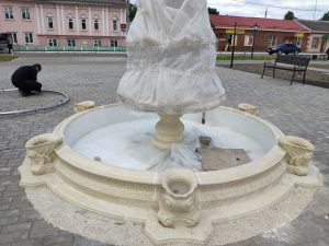 Злынка фонтан