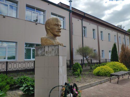 Ленин в Злынке