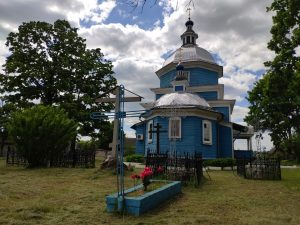 Покровская церковь Злынка