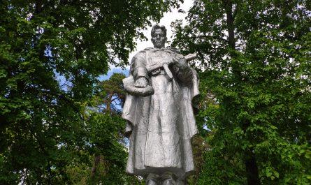 Мемориал Вышков