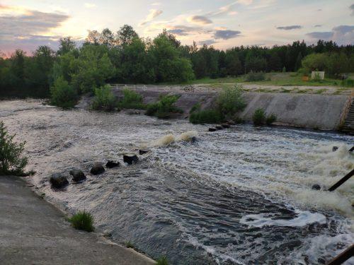 Водопад в Клинцовском Районе