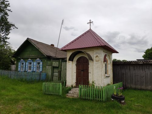 Часовня Рудня-Тереховка