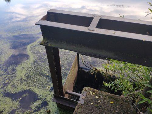 Озеро в Кулагах