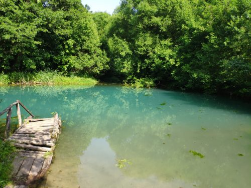 серебряный ключ озеро на роднике