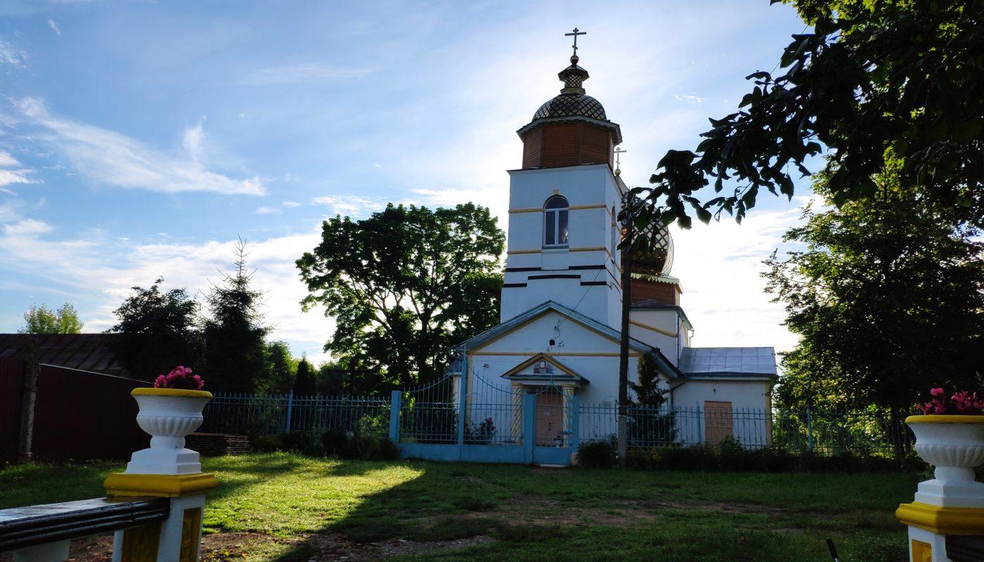 Достопримечательности Клинцовского района церковь в селе Ардонь