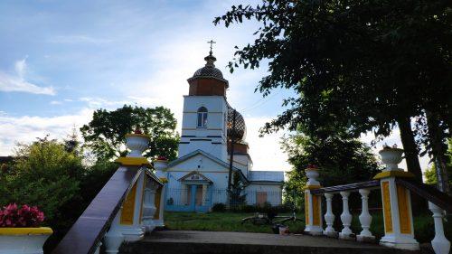 Церковь Николая Чудотворца Ардонь