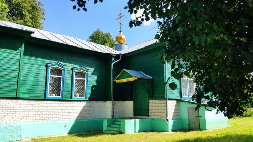 Церковь Троицы Живоначальной Медвёдово
