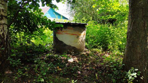 сельский родник криница в селе Медвёдово Стародубского района