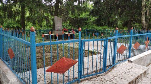 село Нижнее Стародубский район достопримечательность братская могила мемориал ВОВ